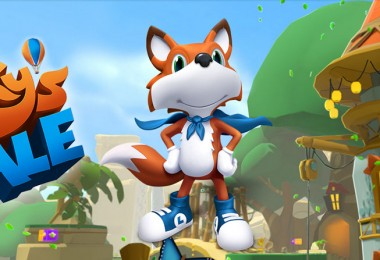 VR 3D Platformer 'Lucky's Tale' to launch at Oculus VR release date