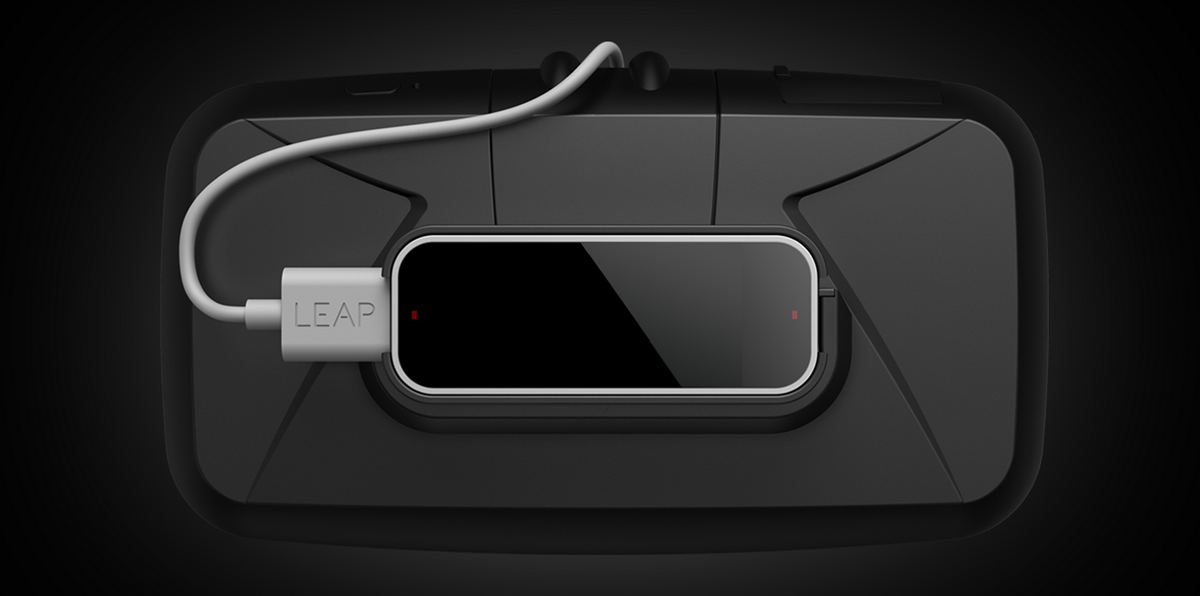 bbe921d96778 Leap Motion for Oculus VR let s you track your hand movements in realtime.  oculus rift mit leap motion