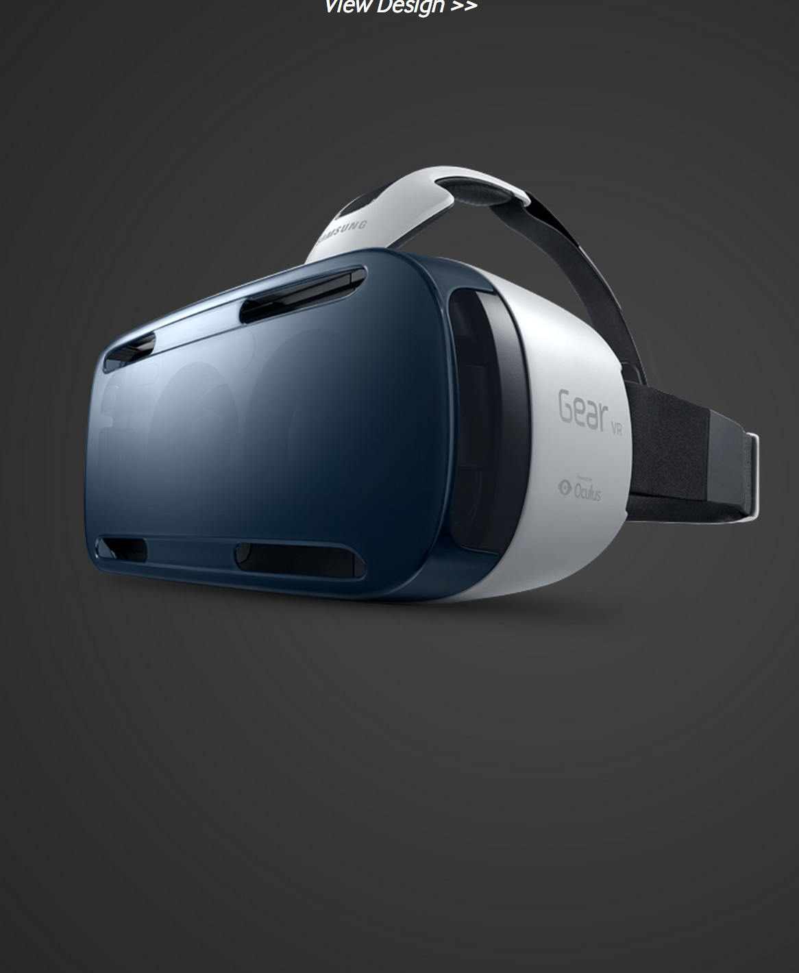 Samsung and Oculus reveal Gear VR: Virtual Reality with a Galaxy Note